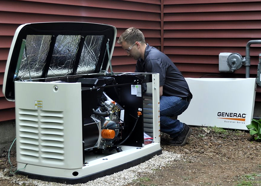 Generac Generator Service and Maintenance